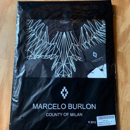 Marcelo Burlon Shirts Street Style Short Sleeves Shirts 8