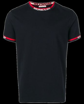 MONCLER More T-Shirts Stripes Street Style T-Shirts 2