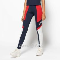 FILA Street Style Leggings Pants