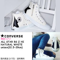 CONVERSE ALL STAR Star Casual Style Unisex Street Style Plain Low-Top Sneakers
