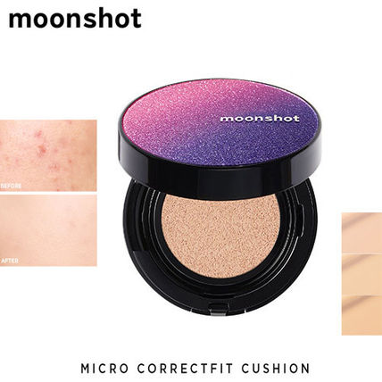 Pores Organic Cushion Foundation Face