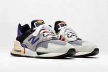 New Balance Street Style Collaboration Sneakers