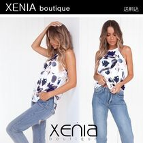 XENIA boutique Flower Patterns Tanks & Camisoles