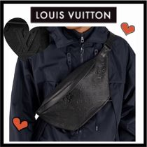 Louis Vuitton MONOGRAM Monogram Unisex Calfskin Plain Hip Packs