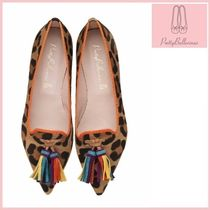 Pretty Ballerinas Other Animal Patterns Ballet Shoes