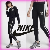 Nike Stripes Street Style Pants