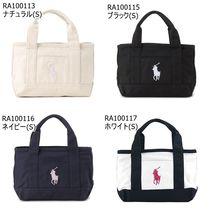POLO RALPH LAUREN Casual Style Totes