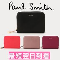 Paul Smith Heart Leather Folding Wallets