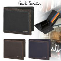 Paul Smith Leather Folding Wallets