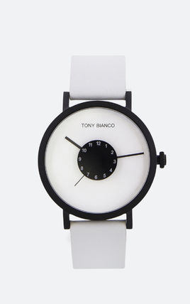 Round Office Style Analog Watches