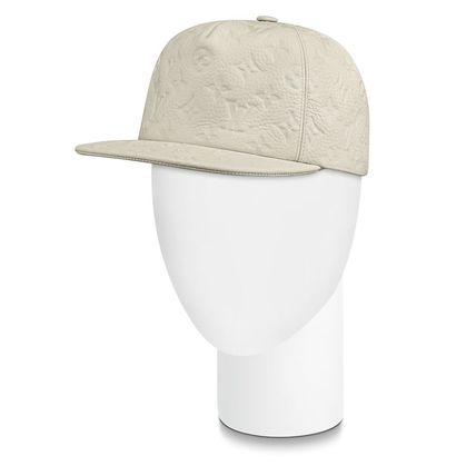 Louis Vuitton Beret & Hunting Unisex Blended Fabrics Street Style Beret & Hunting Hats 3
