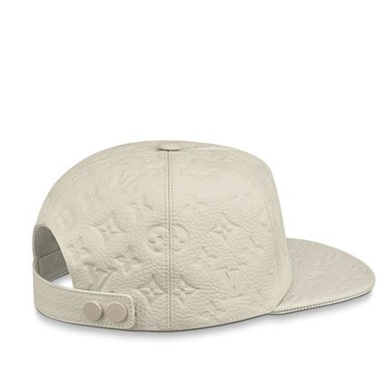 Louis Vuitton Beret & Hunting Unisex Blended Fabrics Street Style Beret & Hunting Hats 4