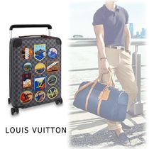 Louis Vuitton HORIZON 55 black one size  Luggage & Travel Bags
