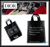 Christian Dior Unisex Collaboration Totes