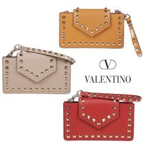 VALENTINO Studded Leather Smart Phone Cases