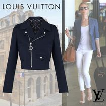 Louis Vuitton Casual Style Wool Jackets