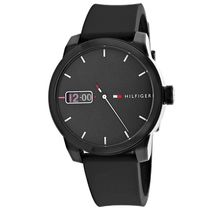 Tommy Hilfiger Casual Style Unisex Round Quartz Watches Analog Watches