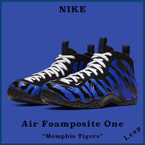 Nike AIR FOAMPOSITE Street Style Collaboration Sneakers