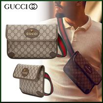 GUCCI Monogram Hip Packs