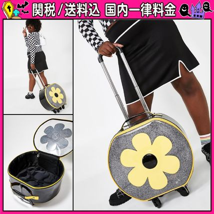 Flower Patterns Casual Style Bags