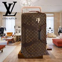 Louis Vuitton MONOGRAM Unisex Soft Type Carry-on Luggage & Travel Bags