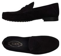 TOD'S Suede Oxfords