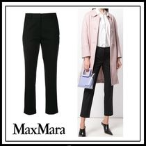 MaxMara Plain Cropped & Capris Pants