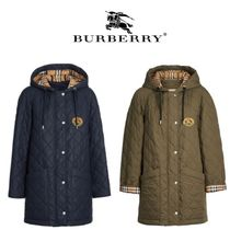Burberry Casual Style Medium Outerwear