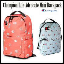 CHAMPION Unisex Street Style A4 Backpacks