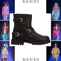 GUCCI Petit Street Style Kids Girl Boots