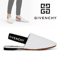 GIVENCHY Casual Style Leather Sandals
