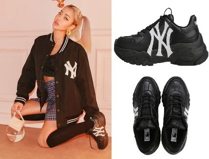 Street Style Plain Home Party Ideas Low-Top Sneakers