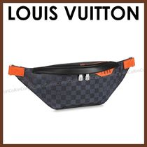 Louis Vuitton DAMIER COBALT Monogram Messenger & Shoulder Bags