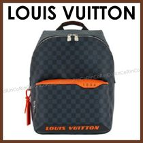 Louis Vuitton DAMIER COBALT Backpacks