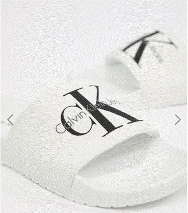 Calvin Klein Shower Sandals Street Style Shower Shoes Shower Sandals 2