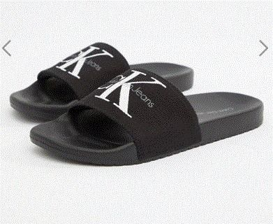 Calvin Klein Shower Sandals Street Style Shower Shoes Shower Sandals 8