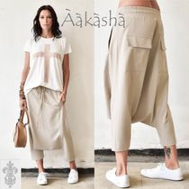 Aakasha Plain Medium Handmade Sarouel Pants