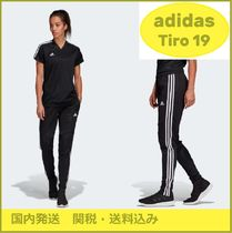 adidas Casual Style Street Style Plain Skinny Pants