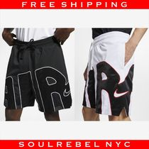 Nike AIR MORE UPTEMPO Unisex Street Style Shorts