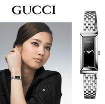 GUCCI Casual Style Unisex Street Style Square Party Style