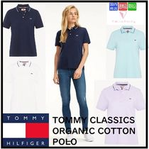 Tommy Hilfiger Cotton Short Sleeves Polo Shirts