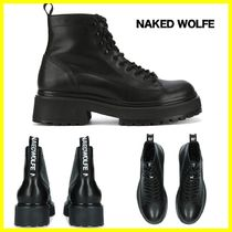 Naked Wolfe Leather Boots
