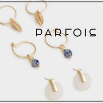 PARFOIS Costume Jewelry Casual Style Earrings & Piercings