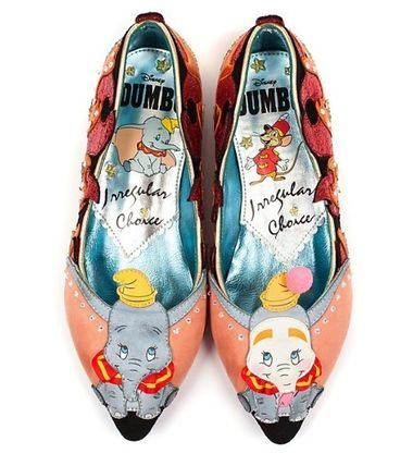 Casual Style Collaboration Other Animal Patterns Flats
