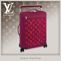 Louis Vuitton MONOGRAM Unisex Blended Fabrics Soft Type TSA Lock Carry-on