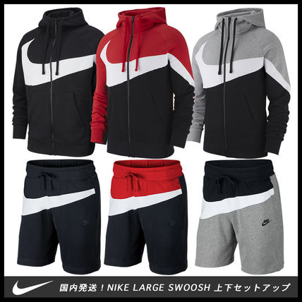 Nike Top-bottom sets Street Style Top-bottom sets