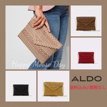 ALDO Faux Fur 2WAY Chain Party Style Clutches