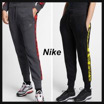 Nike Casual Style Sweat Long Python Sweatpants