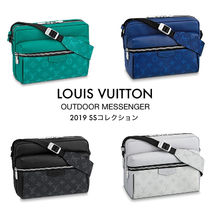 Louis Vuitton TAIGA Backpacks