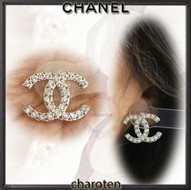 CHANEL ICON Costume Jewelry With Jewels Elegant Style